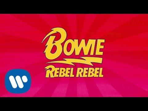 David Bowie - Rebel Rebel (Original Mix) [Official Audio]