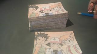 Flipbook Pokemon - PokeFlip - Bölüm 1