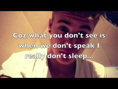 Justin Bieber Heartbreaker Lyrics and Free Download!