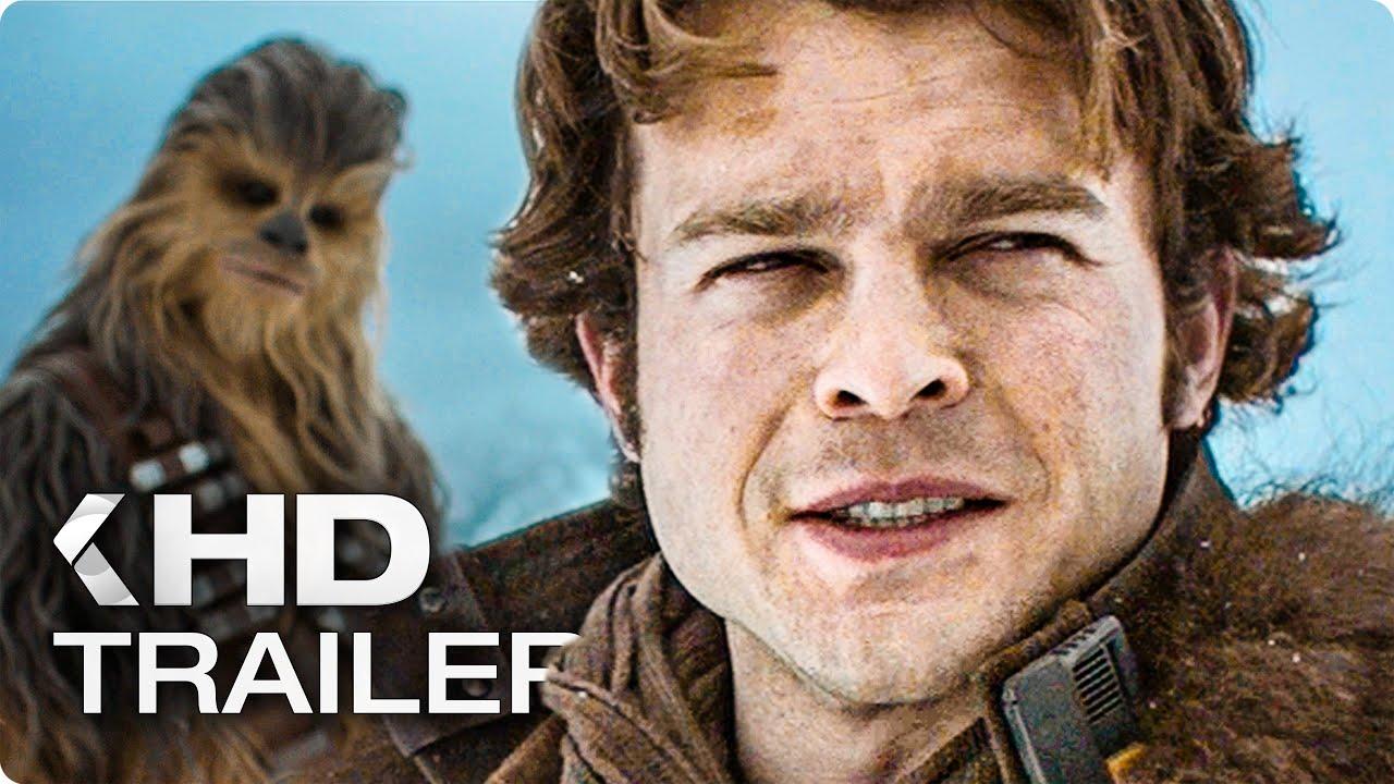 Star Wars Solo Trailer