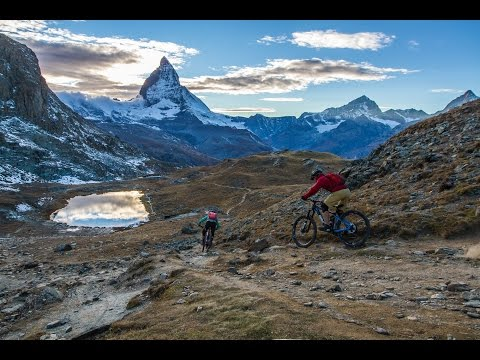See Switzerland by mountain bike with BMC and Teton Gravity Research