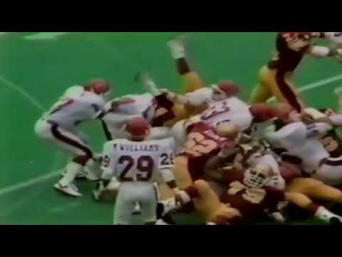 1984 - USFL Divisional Playoffs: New Jersey Generals vs Philadelphia Stars