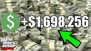 The Only Job The Will Make You Million In GTA 5 Online 1.42 (Super Easy)