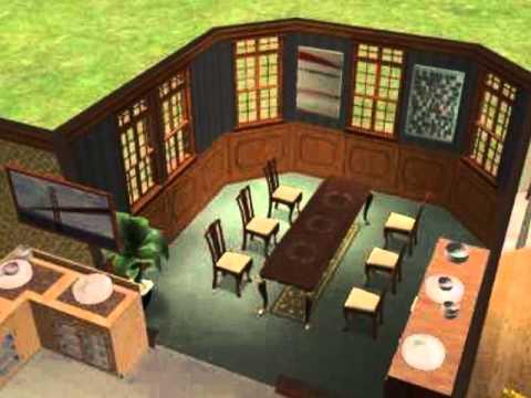 The Sims 2 House Ideas YouTube