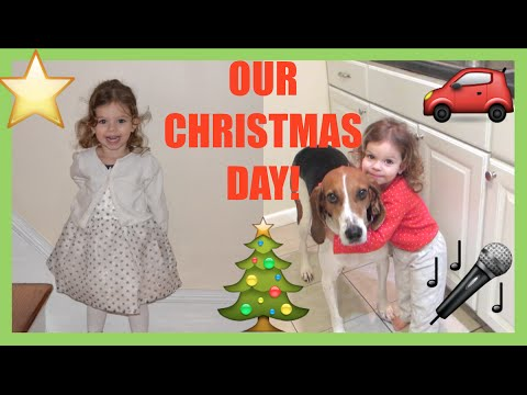 OUR CHRISTMAS DAY!   VLOGMAS DAY 26