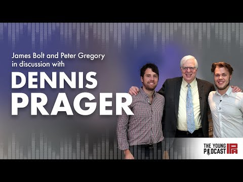 Dennis Prager on Western Civilisation, Free Speech, Israel and more