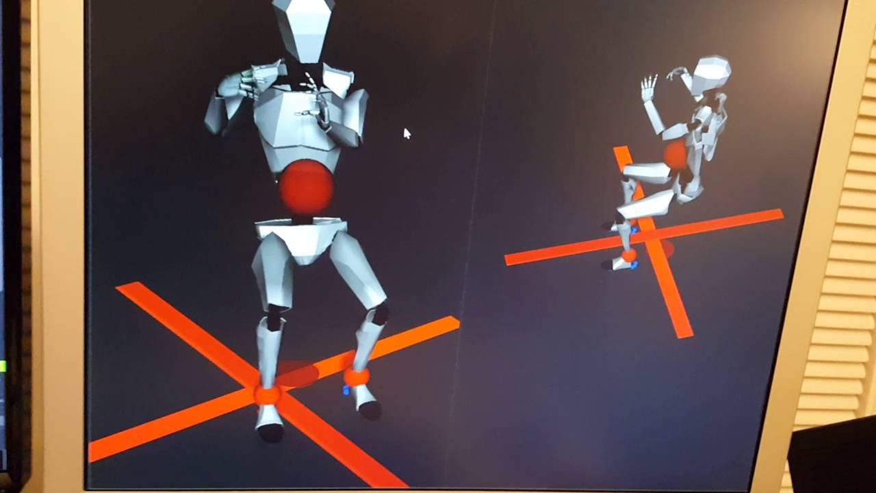 Testing Perception Neuron Motion Capture Suit - YouTube