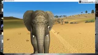 8 Gauge Shotgun vs Elephants! Hunting Unlimited 2010