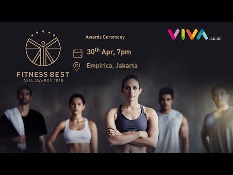 Fitness Best Asia Awards 2018