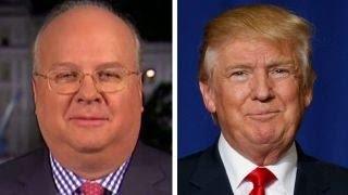 Karl Rove breaks down Donald Trump