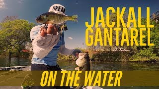 Fishing the Jackall Gantarel Swimbait in Texas - Cast to Catch