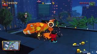 Lego Les Incrédibles - Monsters Inc. [Sulley Et Brique Rouge: Mode Edna] - Playstation four