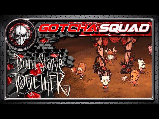 Don't Starve Together - Famintos
