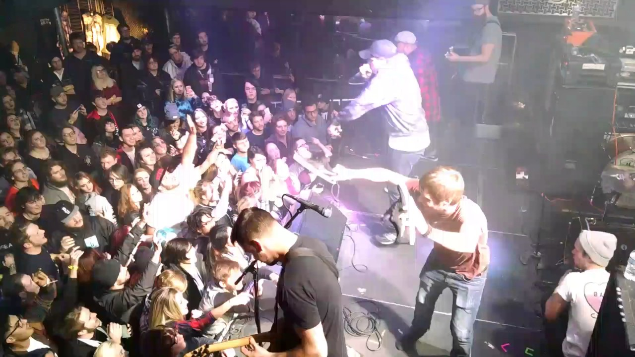The Color Morale Strange Comfort Live Pittsburgh Pa Youtube