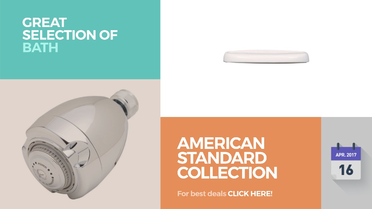 American Standard Cadet 3 Decor American Standard Collection Great Selection Of Bath Products