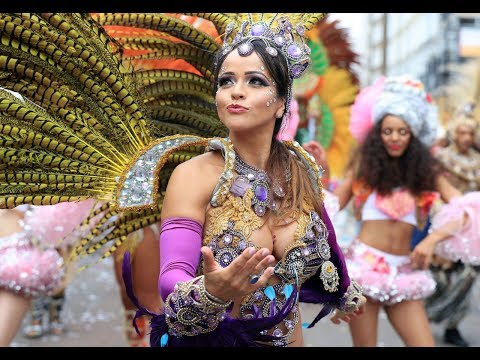Top 10 Carnivals in the world