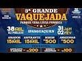 3ª VAQUEJADA DO PARQUE  VERA LÚCIA FONSECA - IPANGUAÇU/RN