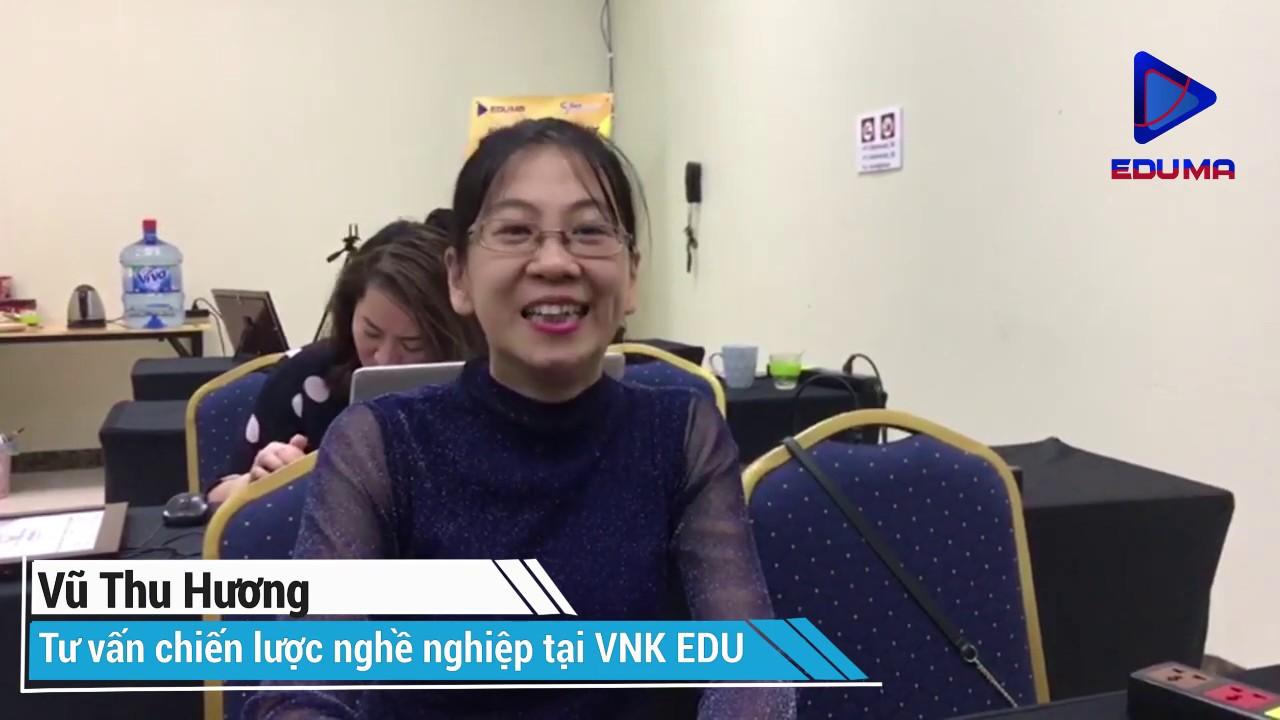 [Eduma] Chị Vũ Thu Hương – Học viên chuyên sâu Facebook marketing K13 chia sẻ cảm nhận