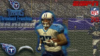 30 FIRST DOWNS? | ESPN NFL 2K5 Titans Franchise Y1G4 @ Chargers