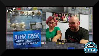 Married With Clix - Star Trek Away Team Unboxing [Heroclix]
