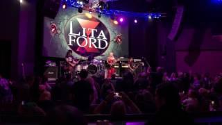 LIta Ford- Cherry Bomb- Clearwater Casino 06-08-2017