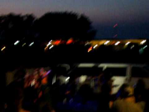 "? and the Mysterians ""96 Tears"" LIVE! pt. 1 James Park, Evanston IL 6/25/09 Chicago"
