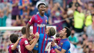 Te emocionará: así narró el gol de Ansu Fati en su vuelta 10 meses después Rubén Martín en COPE
