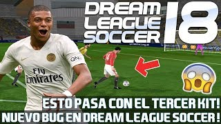 ¿QUÉ PASA SI USAMOS EL TERCER KIT DE PORTERO EN DREAM LEAGUE SOCCER 2018?