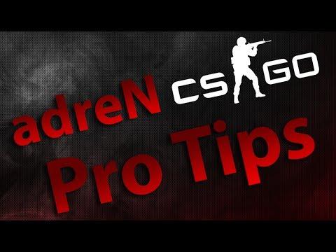 CS:GO Pro adreN Tips - Aiming help - Crosshair Placement
