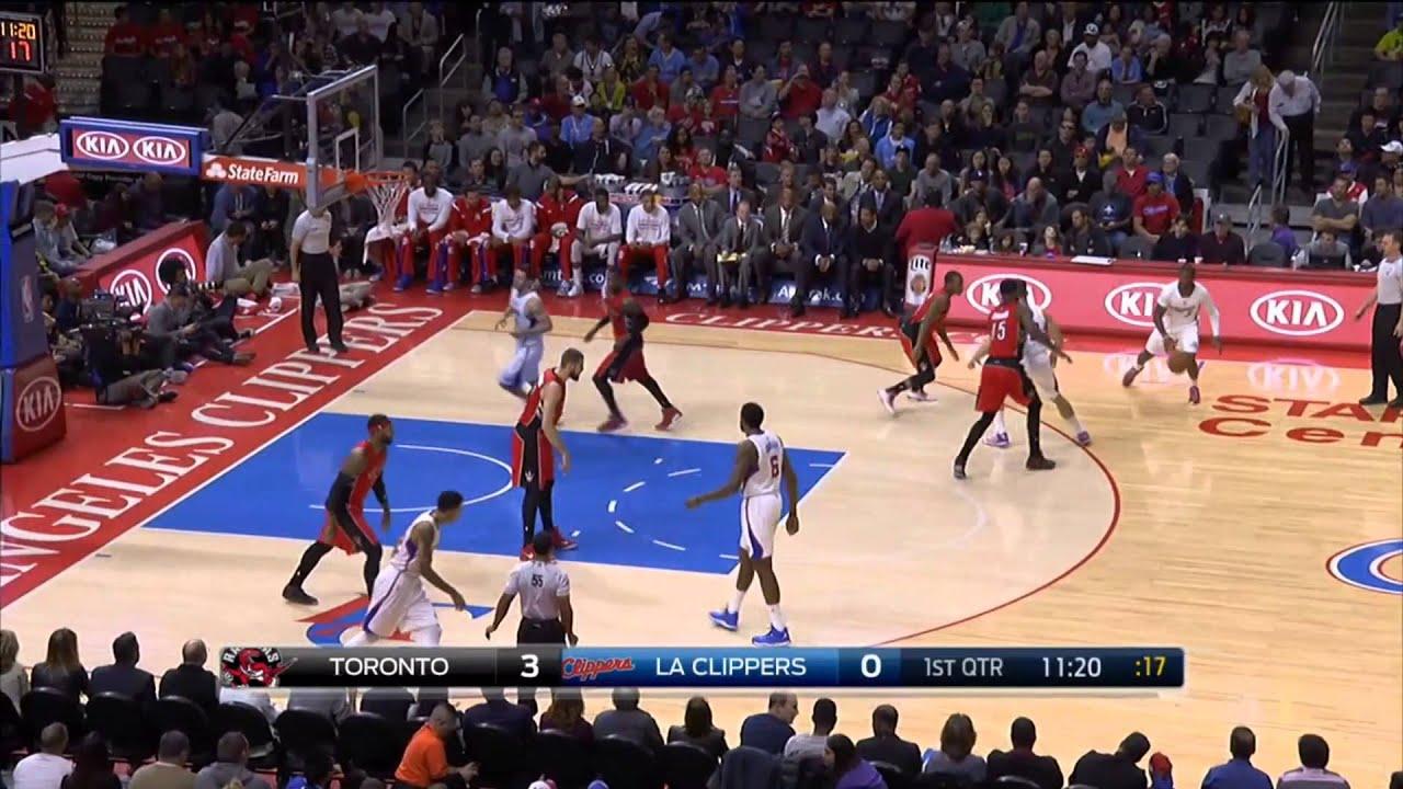NBA Playbook: Dribble Drag Pindown