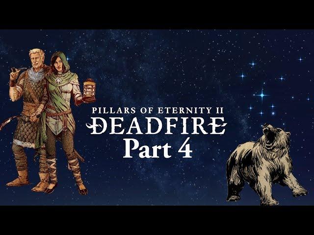 The Floods, Pillars of Eternity II: Deadfire as Geomancer, Part 4