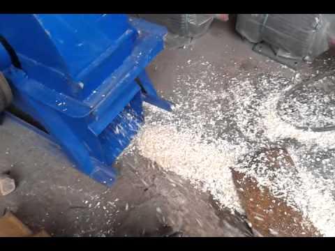 how to make wood shavings