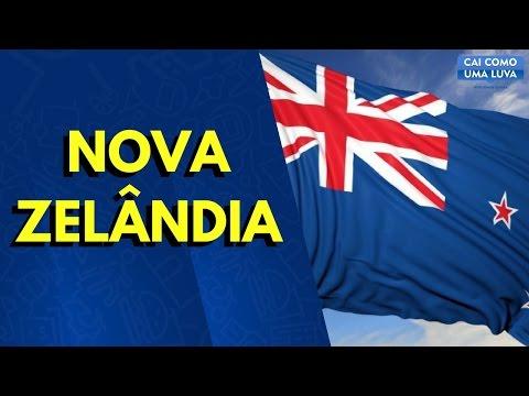 INTERCÂMBIO NA NOVA ZELÂNDIA | Júnior Interviews Ft: KK e Nelson