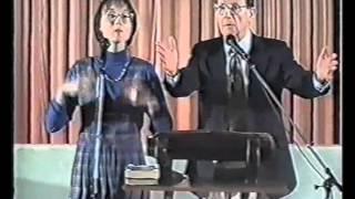 Серия 03 Кровь Урок 07 Что значит кровь для Бога. Берт Кленденнен, Школа Христа (все лекции).