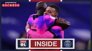 🎦🏆 [𝗜𝗡𝗦𝗜𝗗𝗘] Ligue 1 : LYON  🆚 PARIS SAINT-GERMAIN