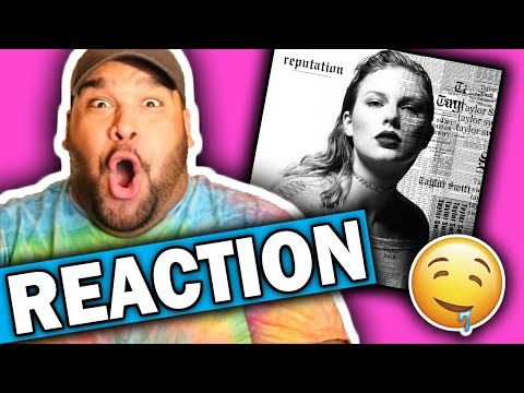 Taylor Swift - Gorgeous [REACTION]