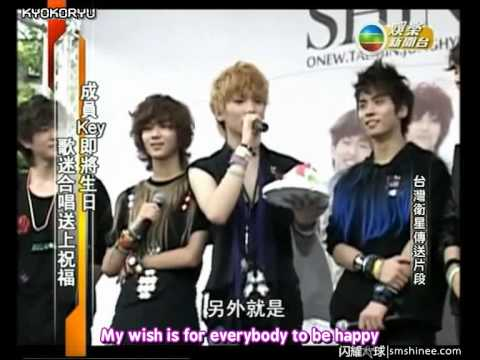 [eng Sub]  SHINee In Taipei - 090919 ㄱVB Entertainment