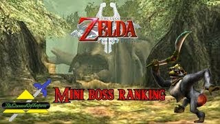 Twilight Princess - Mini-boss Ranking