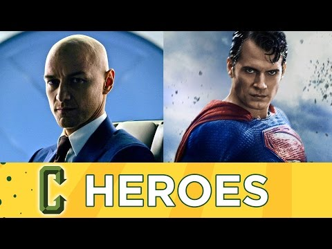 McAvoy Back To Lead New Mutants? When Will Superman Appear In Justice League? - Collider Heroes