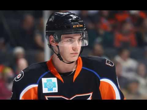 Philippe Myers - 17/18 Season Highlights - Philadelphia Flyers Prospect