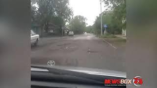 Автомобілісти Спаська-Далекого просять адміністрацію звернути увагу на стан міських доріг