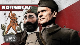 Another week, another half million for the Germans - WW2 - 108 - September 19, 1941