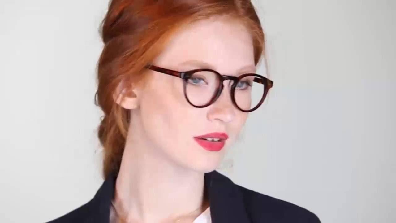 508aadb66f Theory Eyeglasses in Warm Tortoise for Women