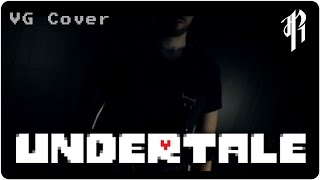 Undertale: Your Best Nightmare / Finale - Metal Cover || RichaadEB