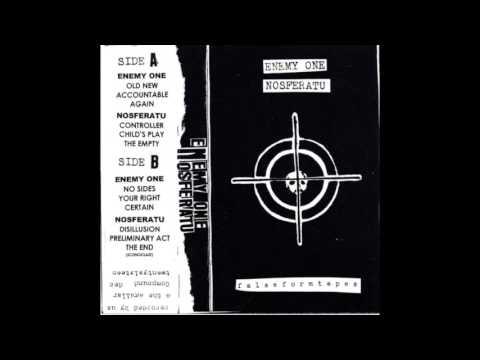 ENEMY ONE - A & B Side