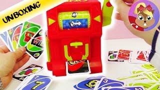 Video UNO WILD JACKPOT Türkçe- Kart Oyunları nasıl oynanır? Kendi kurallarımızı yapıyoruz! Eğlenceli Oyun download MP3, 3GP, MP4, WEBM, AVI, FLV November 2017