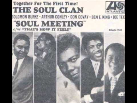 The Soul Clan - That's How I Feel 1968