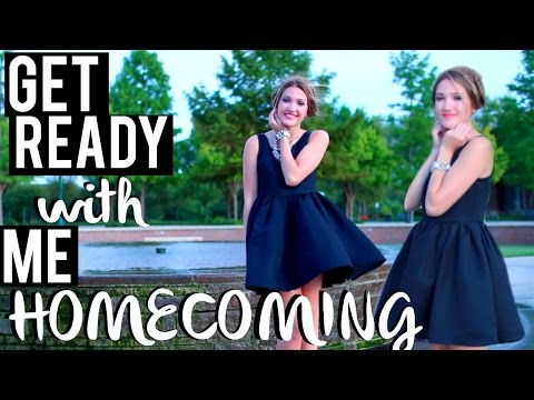 get-ready-with-me:-homecoming-hair,-makeup-&-dress!