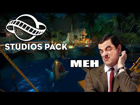 New Planet Coaster DLC - Studios Pack.. Meh...