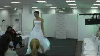 Дефиле свадебных платьев Olga Sposa 2013